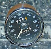 1968-71 Mgb Mgb Gt Smiths Speedometer Sn5227/12 Overdrive-nice Angle Drive S33