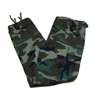 Army Pants Fatigues Cargo Camo Military Mens 35 To 39 Large Long