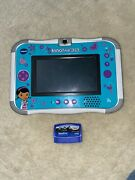 Vtech Innotab 3s Wifi Learning Tablet Doc Mcstuffins Limited Edition- Euc