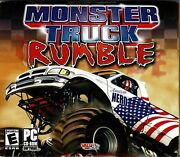 Lot Of 15 Monster Truck Rumble Pc All Sealed New