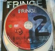 Fringe Season 3 Dvd Disc 2 Only No Case Replacement