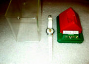 Lucy Timex Watch  New In The Case / Dog House   Made 1950's Early 1960's