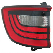 For Dodge Durango Outer Tail Light 2014-2018 Driver Side Capa Ch2800206