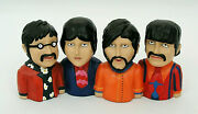 Beatles Yellow Submarine Coin Bank - 35th Anniversary Of Famous Animated Feature