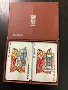 Kem Playing Cards, Factory Seconds, Tax Stamped, Mixed Decks