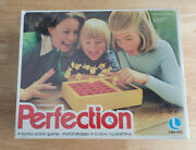New Vintage 1975 Lakeside Perfection Family Action Game