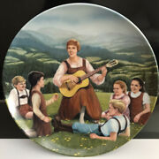 The Sound Of Musicedwin Knowles Sound Of Music Plates 1986 2