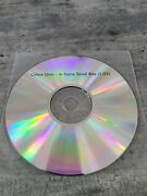 Celine Dion In Some Small Way Promo Demo Cd Single
