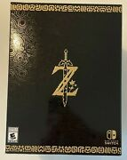 Legend Of Zelda Breath Of The Wild Master Edition - New Sealed