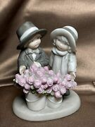 """Retired Enesco Paap Kim Anderson """"you Are The Best Of The Bunch"""" Vg No Box"""