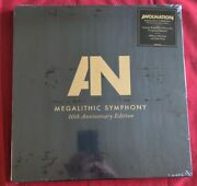 Awolnation - Megalithic Symphony 10th Ann. Gold Clear Color Vinyl In Hand