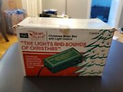 Vintage Sears The Lights And Sounds Of Christmas Music And Light Control Box