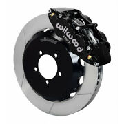 Wilwood For Subaru Wrx 1999-2012 Brake Kit Front Hat Kit 13.06 Inches W/ Lines