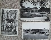 World War 2 Ww2 Army Wrac Womenand039s Royal Army Corps 1945 Bandw Postcards Letters