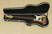 Fender Usa American Deluxe Precision-based 2007 Make Secondhand Verified S _7190