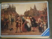Ravensburger Puzzle 3000 Pieces The Ceremony Of Baptism 1987