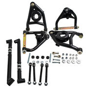 Heavy Duty Tubular Control Arms For Chevy 64-72 And Trailing Arm Brace Kit For Gm