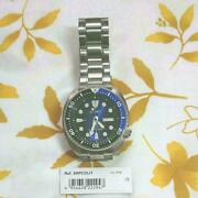 Seiko Prospex Srpc25j1 Day Date Divers Automatic Mens Watch Authentic Working