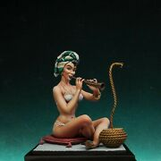 Andrea Miniatures Pin Up-26 Painted Figure 80mm 1/22 The Trick