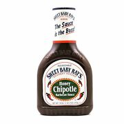 Sweet Baby Ray's Honey Chipotle Barbecue Sauce 18 Oz