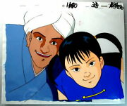 Secondhand Cell Painting Genma War Tao And Asansi _22542