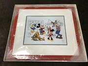 Disney Cell Painting Fabulous Five _21566