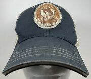 Steamboat Springs Hat Colorado Cowboy F.m. Light Sons Cap Horse Western Country