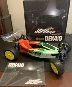 Team Durango Dex410 V3 V4 Roller With Box And Manual - Martin Achter Tribute Build