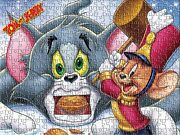 Tom And Jerry Cat Mouse Puzzles Kids Home Wall Decoration Jigsaw Puzzle 504 Pcs