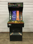 Teamplay Crt Retrocade 4in1 Centipede Millipede Missile Command Bowling Arcade