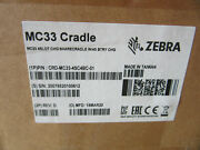 Symbol Crd-mc33-4sc4bc-01 4-slot Share Cradle Charger With 4/s Chargers New