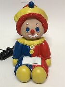 Extremely Rare Vanity Fair By Ertl Vintage Clown Baby Monitor Wow