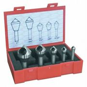 Cleveland C94593 Countersink/deburring Tool Set5 Pieces