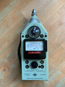 Bruel And Kjaer 2209 Pulse Precision Sound Level Meter + Case And Accessories
