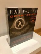 Half-life Generation Big Box Pc - Excellent Condition - Never Opened - 3 Cds