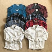 Mix Lot Of 10 Clothes For Twin Boys Size Large