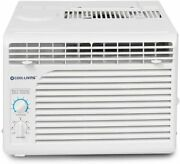 Cool-living 5000 Btu 150 Sq. Ft. Window Air Conditioner With Manual Controls