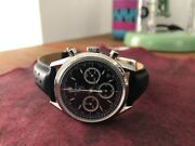 Tag Heuer Carrera Automatic Chronograph Menand039s Watch - Cv2113-0