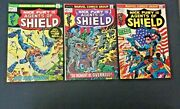 Nick Fury And His Agents Of Shield. 1 - 5