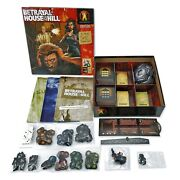 Avalon Hill Bruce Glassco Betrayal At House On The Hill A New Twist On Terror