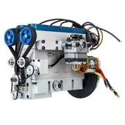 36cc Dohc 4 Cylinder 4 Stroke Water-cooled Gasoline Engine For Rc Car Boat Tank