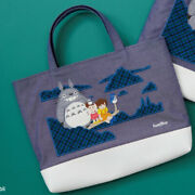With Gift Packaging Familia Totoro Gusseted Sub-bag