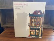 Dept 56 Christmas In The City Midtown Pets - Retired Limited Edition - Free Ship