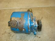 1970 Ford 2000 Tractor Power Steering Pump 3000