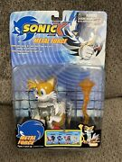 Sonic X Metal Force Tails Action Figure New Sealed Rare Collectible