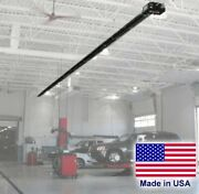 20 Ft Infrared Tube Heater - Propane - 50000 Btu - 120 Volts - Commercial