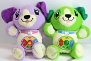 Leap Frog Sing And Snuggle Violet Scout Set Baby Talking Plush Soft Toy 2017 Excon