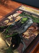 Amazing Spiderman 688 J Scott Campbell Rare 9.6 Signed By Stan Lee