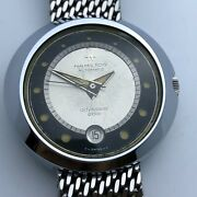 1969 Hamilton Automatic Odyssee 2001 The Original With Round Markers - As Is
