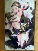 Dolflo Kar98k Comiket Limited Out-of-print Dominent Sleeve Play Mat Set Passable